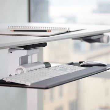 ergonomic adjustable keyboard