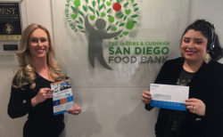 San Diego Food Bank_Donation 2018