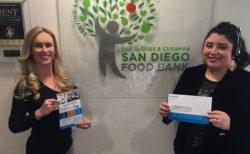 San Diego Food Bank_Donation 2018
