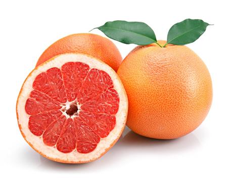 grapefruit water flavor