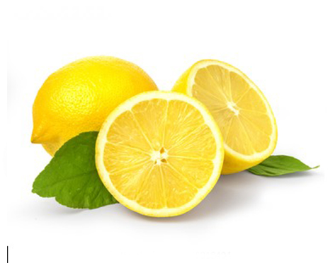 lemon water flavor