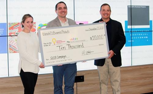 UCSF Benioff Children's Hospital Donation