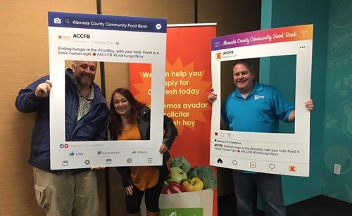 Alameda County Community Food Bank Volunteering