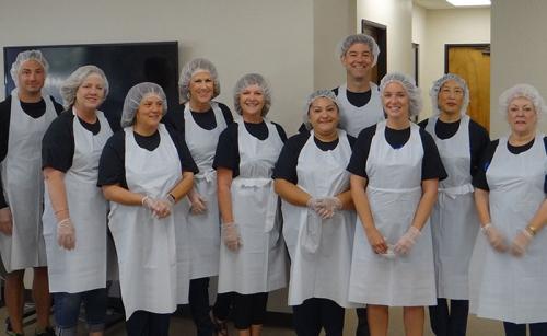 SOS Meals on Wheels Volunteering